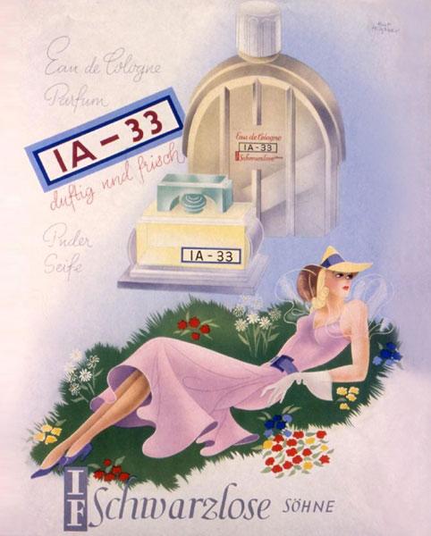 1A-33 Eau de parfum Schwarzlose Berlin