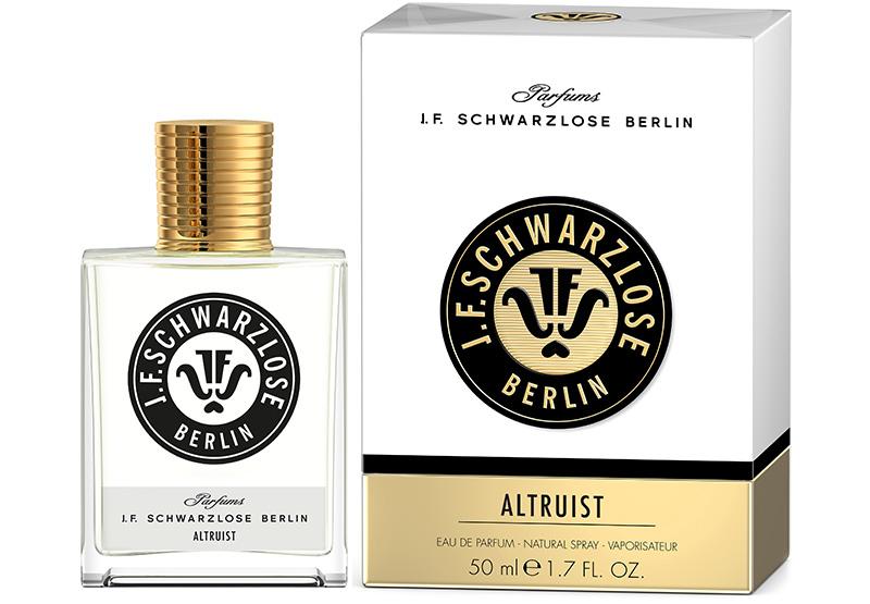 J.F. Schwarzlose Berlin Eau de Parfum Altruist