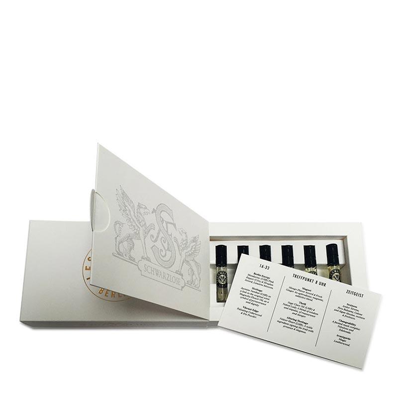 J.F. Schwarzlose Parfums Discovery Set