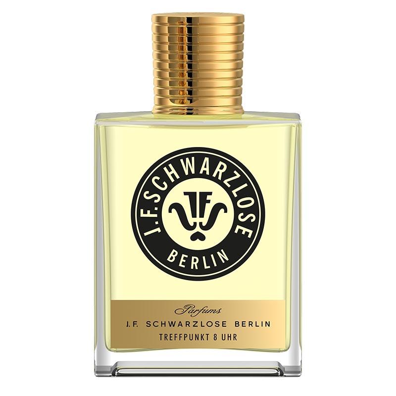 J.F. Schwarzlose Parfums Treffpunkt 8 Uhr Eau de Parfum