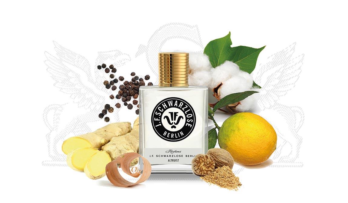 J.F. Schwarzlose Berlin Altruist Eau de Parfum