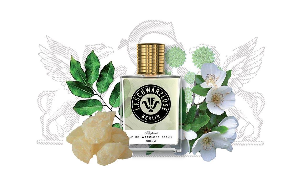 J.F. Schwarzlose Berlin Zeitgeist Eau de Parfum