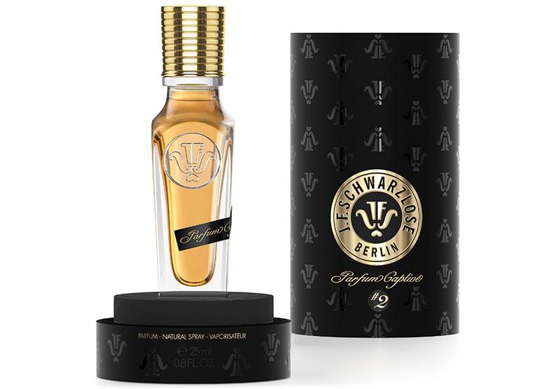 J.F. Schwarzlose Parfum Captive #2