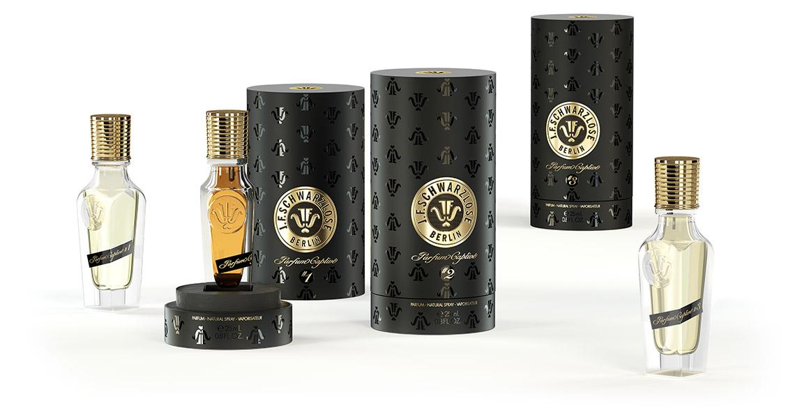 J.F. Schwarzlose Parfum Captive
