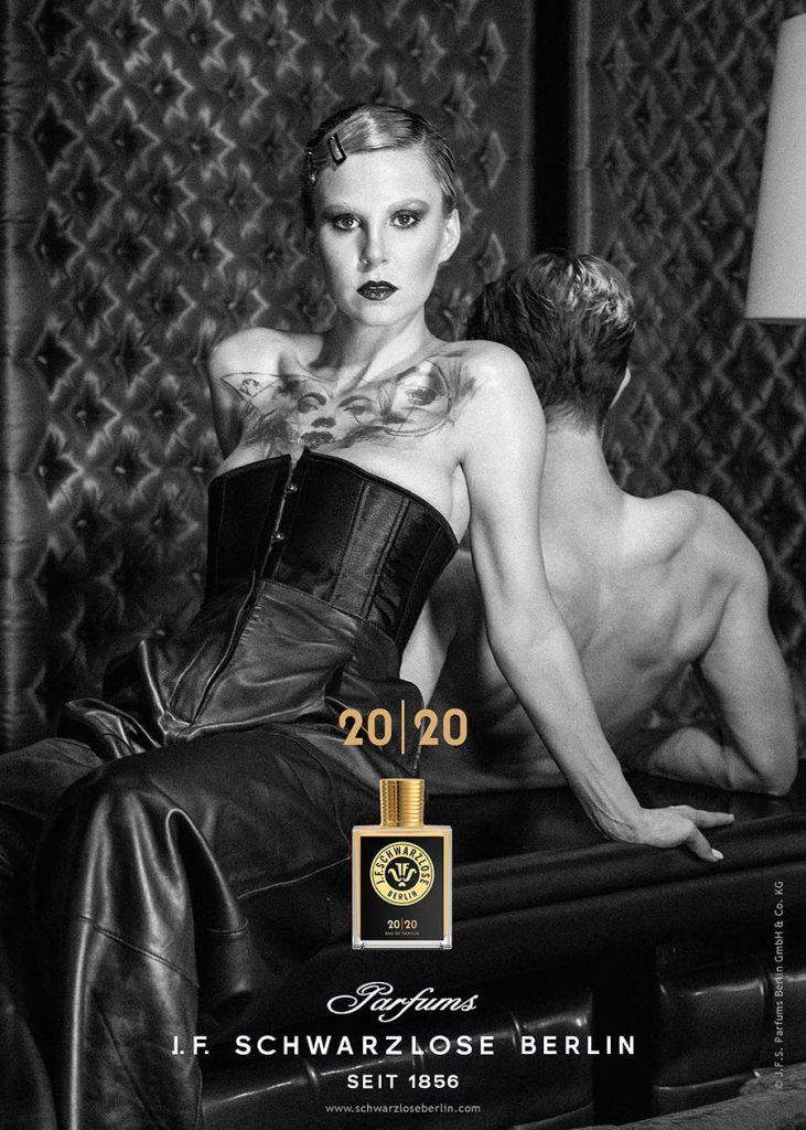J.F. Scharzlose Parfums 20|20