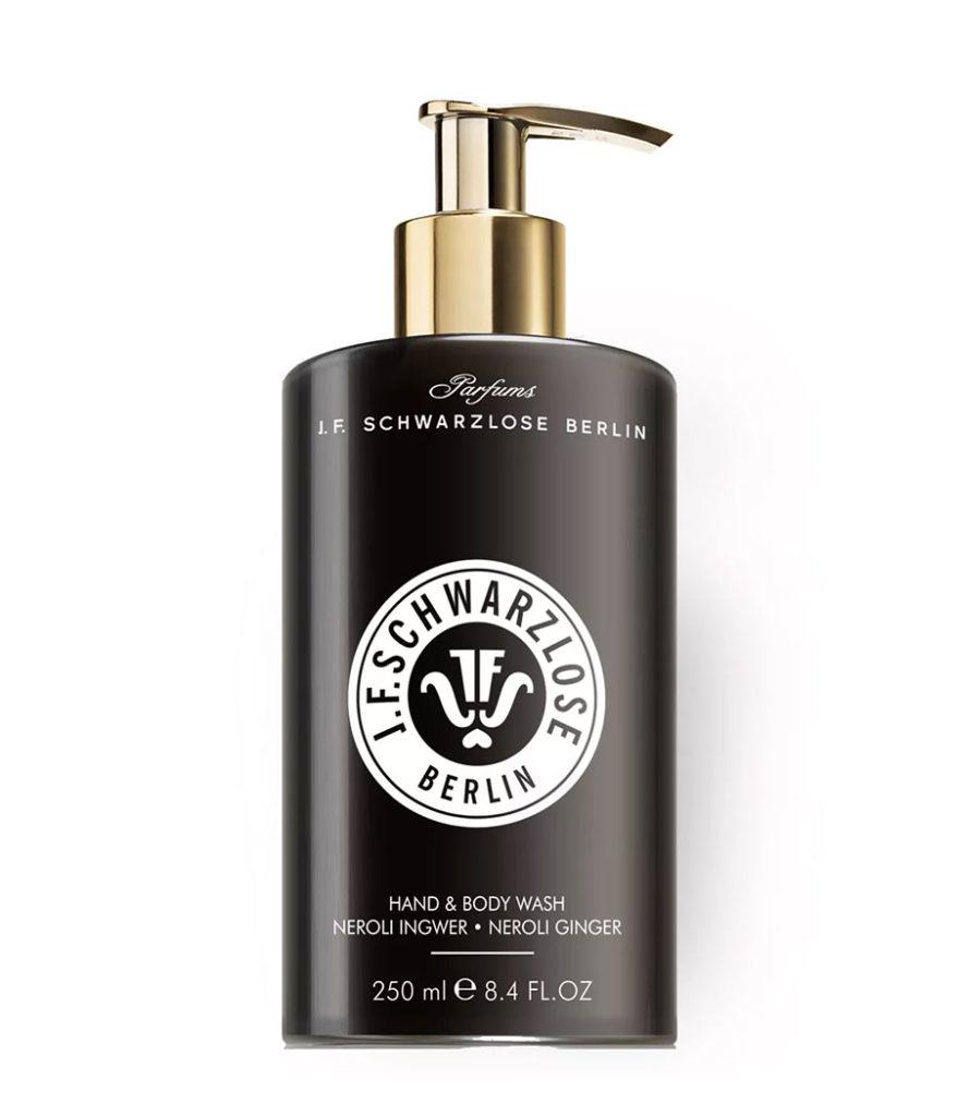 JF Schwarzlose Hand & Body Wash